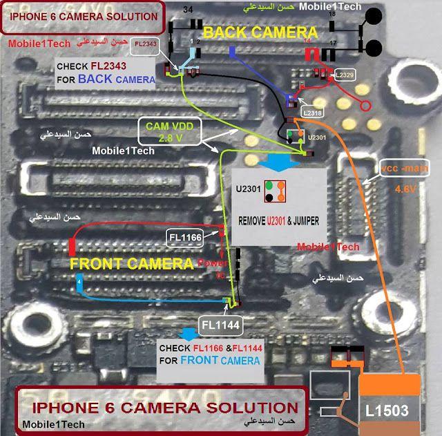 Iphone 6 All Schematic Diagram 100 Working Jumper Iphone Solution Iphone Repair Smartphone Repair