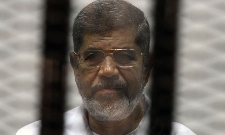 In April, the country's courts sentenced deposed leader Mohamed Morsi to death. This week he'll discover if the ruling will be upheld. His downfall tells the story of the country's chaos since the Arab spring of 2011