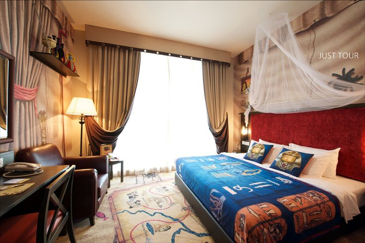 어드벤처 테마룸, 레고랜드 호텔