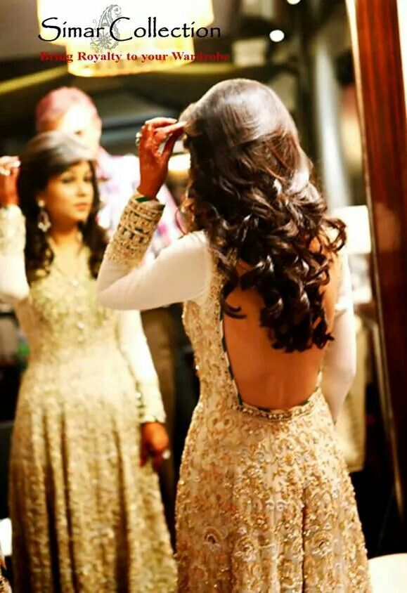 Anarkali back