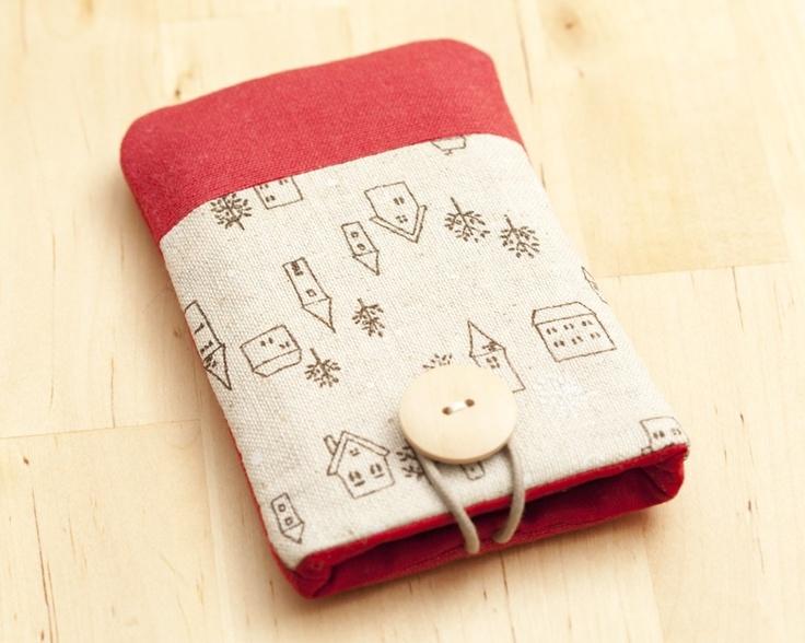 Fabric iphone case