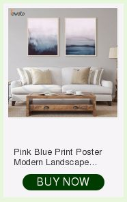 Coastal Print Beach Wall Art Teal Ocean Poster Waves Modern Canvas Painting Wall…