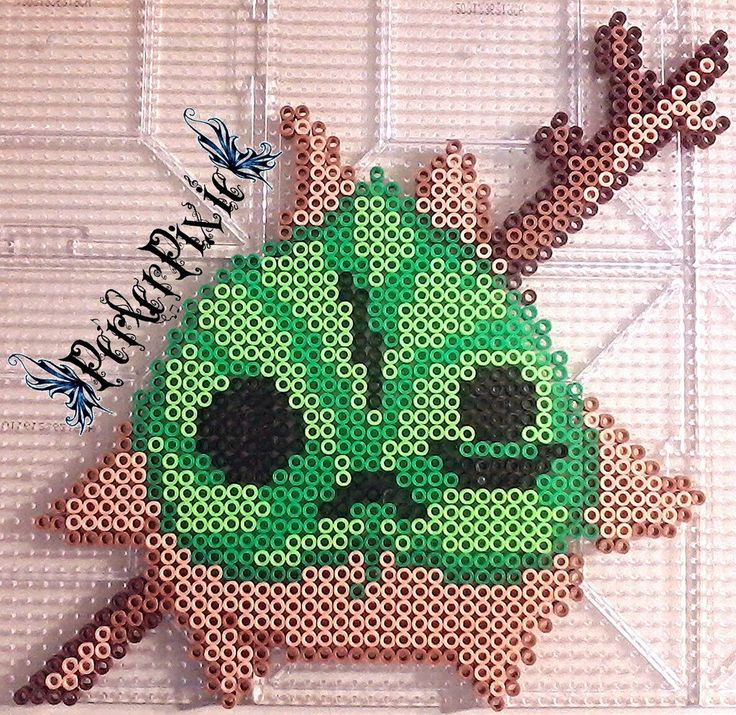 Legend of Zelda Wind Waker: Makar perler beads by PerlerPixie on DeviantArt