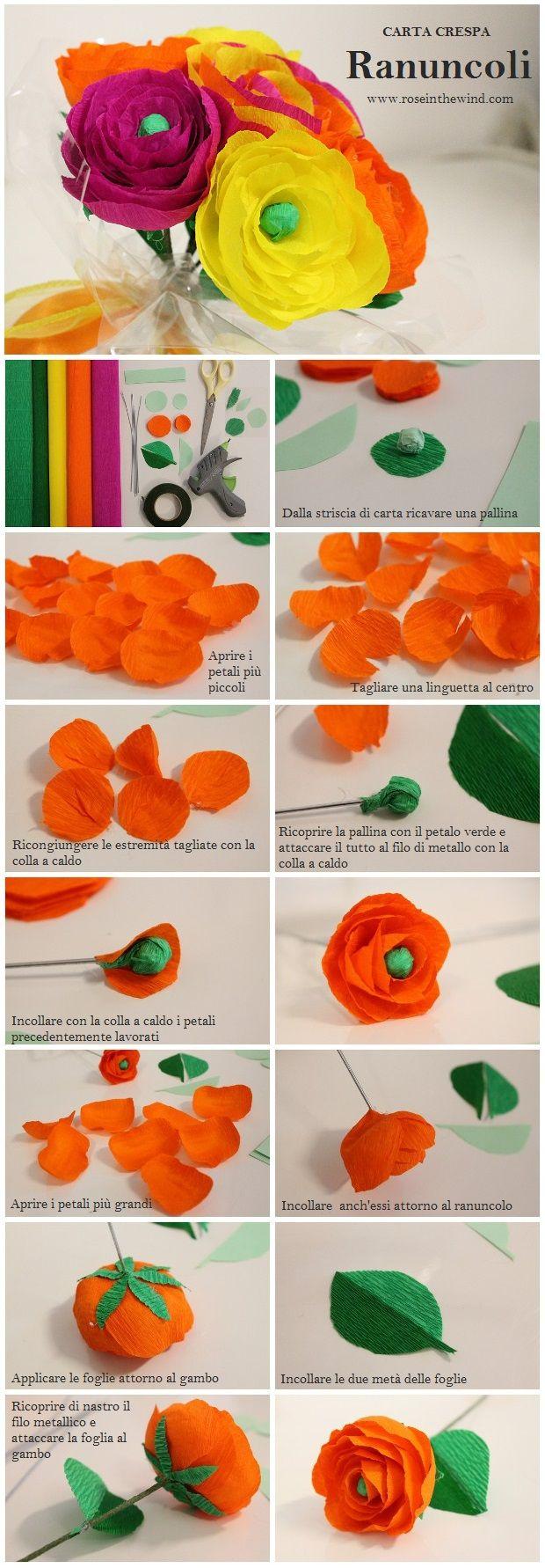 Oltre 25 fantastiche idee su decorazioni di carta crespa su pinterest decorazioni con i - Carta crespa decorazioni ...
