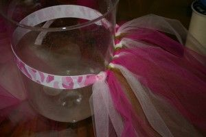 Make your own Tutu--DIY tutu tutorial from The Review Wire.