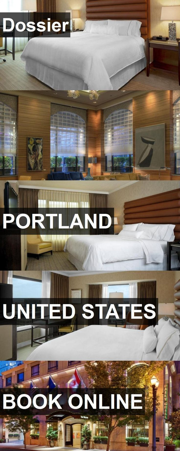 Hotel Dossier in Portland, United States. For more information, photos, reviews and best prices please follow the link. #UnitedStates #Portland #travel #vacation #hotel