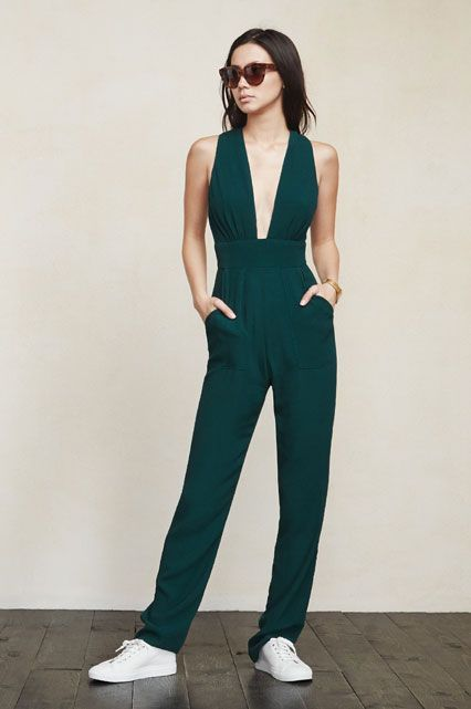 30 Buys You Basically NEED From The Reformation Sale #refinery29  http://www.refinery29.com/2015/08/92497/reformation-summer-sale#slide-17  Intended to make everyone green with envy....