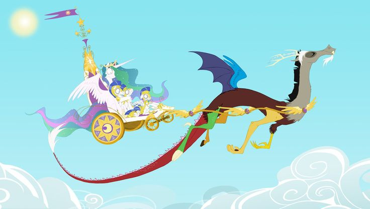13] My Little Pony: Friendship is Magic [La nascita di una ...
