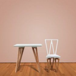 Triangle Collection: Wood Assembly Furniture