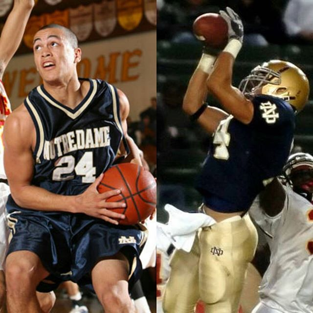 Giancarlo Stanton is one of the best MLB players in the league but also was a stand out in basketball and football @Giancarlo818