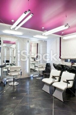 Love This Salon Decor Modern Edgy One Day O S S