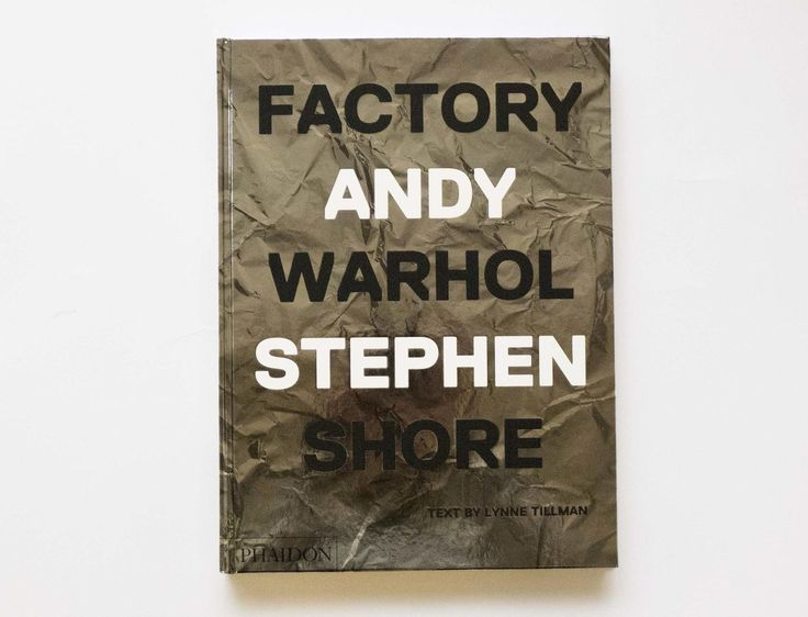 When he was 17, photographer Stephen Shore was invited to photograph the goings-on at Andy Warhol's Factory. His new book chronicles his time at The Factory in the mid-sixties, and his photographs still fascinate.   The book features images of all the main players at the Factory like Edie Sedgwick, Nico, The Velvet Underground and Billy Name, but some of the most appealing shots are the candid images, showing everyone just hanging out, always looking immensely cool.