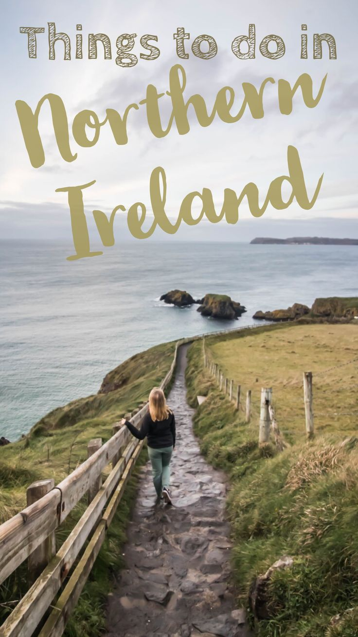 Everywhere you should travel in Northern Ireland with information!