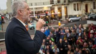 Southern rail: Jeremy Corbyn calls on government to renationalise  BBC News