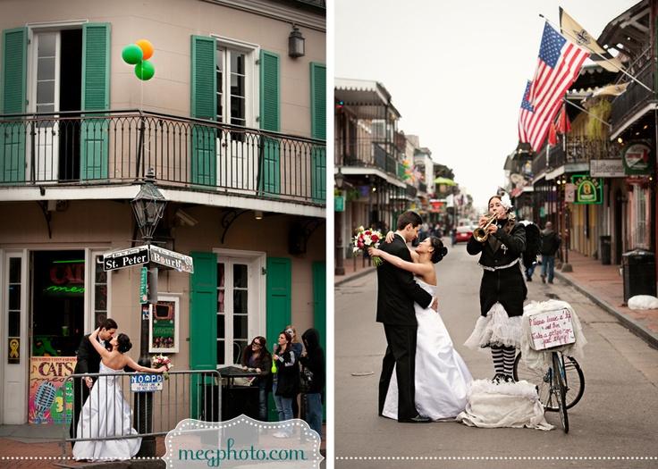 106 best New Orleans Weddings images on Pinterest | Wedding stuff ...