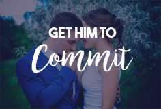The way to a guy's heart isn't through his stomach (or his pants). It's through your praise. Learn how to make him commit straight from a relationship coach expert.