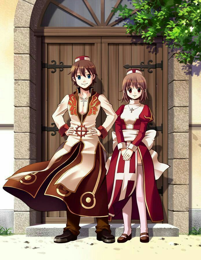Ragnarok High Priests