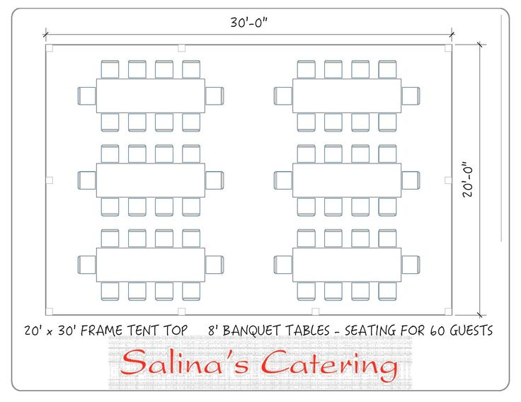 32 best Tent Layout Diagrams images on Pinterest | Tent, Banquet ...