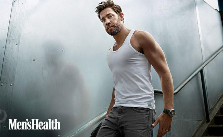 How Actor John Krasinski Got Incredibly Ripped in Just Four Months http://www.menshealth.com/fitness/how-john-krasinski-got-jacked?slide=4