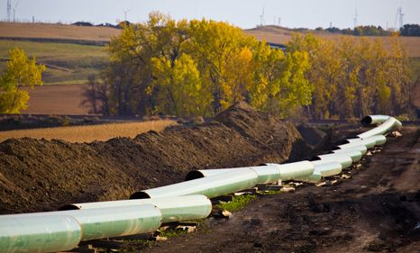 New TransCanada Pipeline Plan Dwarfs Keystone XL
