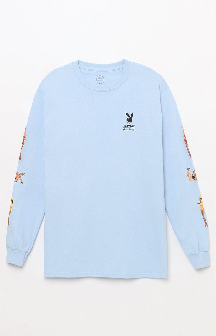 x Playboy Playmate Long Sleeve T-Shirt