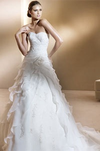 Pronovias dresses- so many to choose from