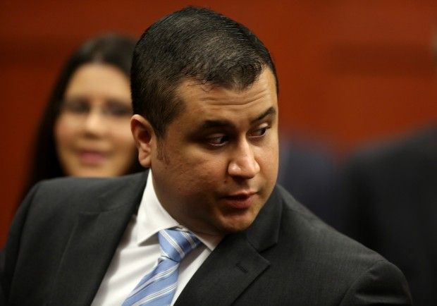 11.18.2013 George Zimmerman Arrested After Disturbance Call