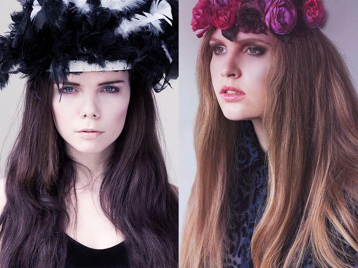 © www.stephanieverhart.com Models: Lena de Jong and Davien Hulsman Make-up/hair/styling/photography: Stephanie verhart