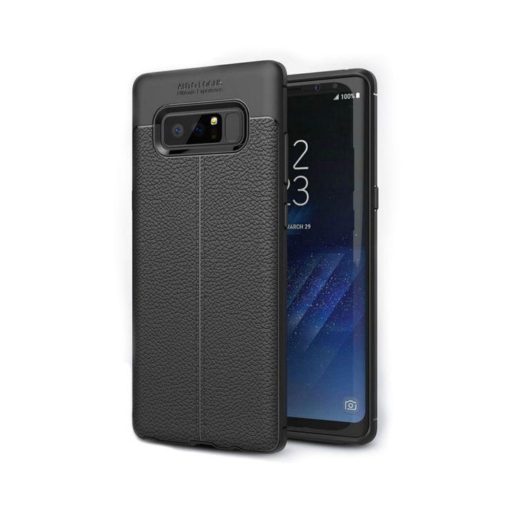 Elegant och stilrent TPU skal för din Samsung Galaxy Note 8 med en ordentlig skyddsyta. Ett bra alternativ för dig som vill ha ett ordentligt skydd för telef...