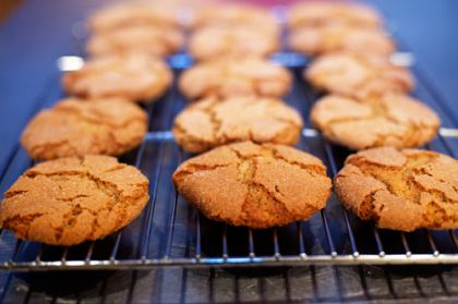 Spicy Molasses Cookies   The Pioneer Woman Cooks   Ree DrummondRee Drummond, Woman Cooking, Spicy Molasses, Woman Spicy, Gingers Cookies, The Pioneer Woman, Cookies Recipe, Molasses Cookies, Cookie Recipes