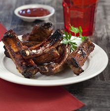 Το πιο φτηνό κομμάτι κρέατος το οποίο μπορείτε να αξιοποιήσετε μαρινάροντάς το σε ένα υπέροχο μείγμα από κέτσαπ, ουΐσκι, σόγια σως και μέλι