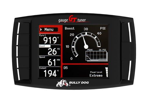 Dodge Ram Accessory - Bully Dog Dodge Ram Triple Dog GT Performance Tuner