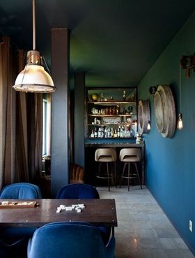 Interieurtrend: Petrol - Residence