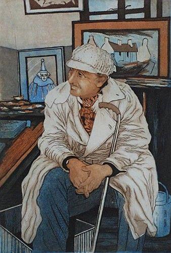 ARTISTS : Knuttel, Peter - Duke Street Art Ltd