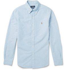Polo Ralph Lauren - Slim-Fit Cotton Oxford Shirt