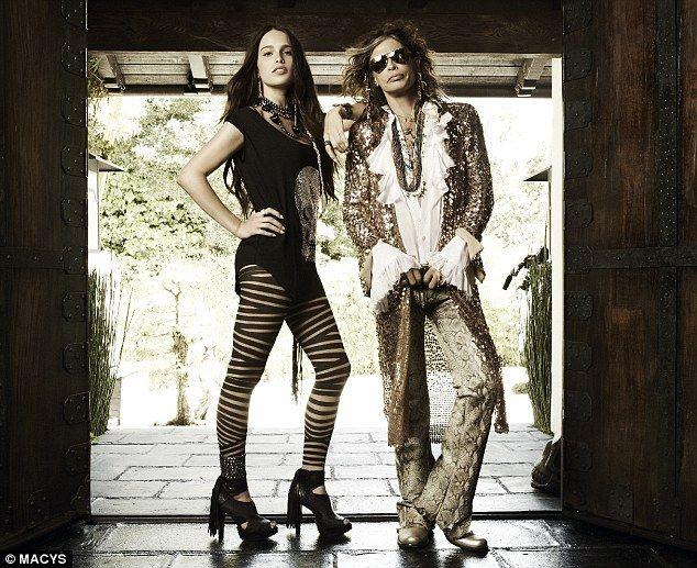 Chelsea Tallarico / Parent: Steven Tyler (Aerosmith)