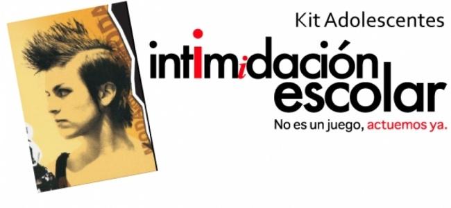 Kit Adolescentes para la prevención y manejo de la Intimidación Escolar