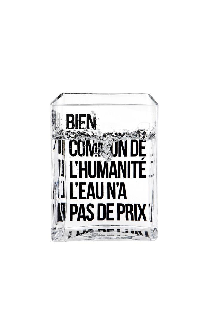 La lame d'eau, Philippe Starck pour Made in design