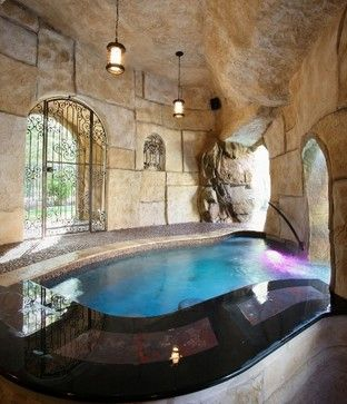 the formal natural mix mediterranean pool houston marquise pools ruby jung grotto design