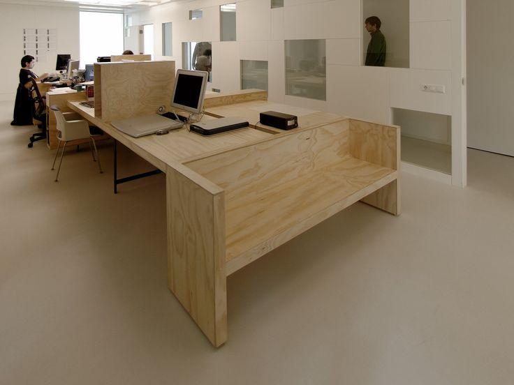 Kantoorruimte (i29 interior architects | office 01 (3/5))