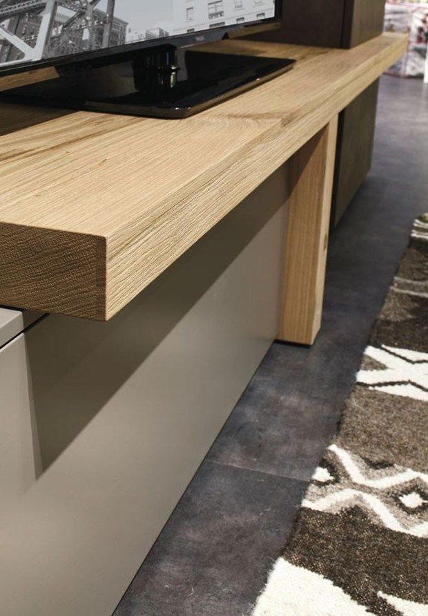 Modular and versatile elements that can satisfy any storage requirement