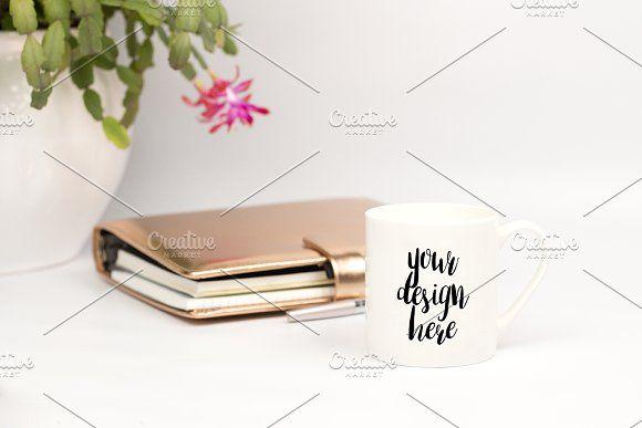 Mug Mockup #2 by Kreanille Design on @creativemarket