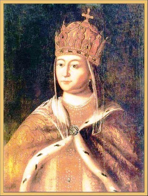 Евдокия Лопухина. Семь лет была царицей