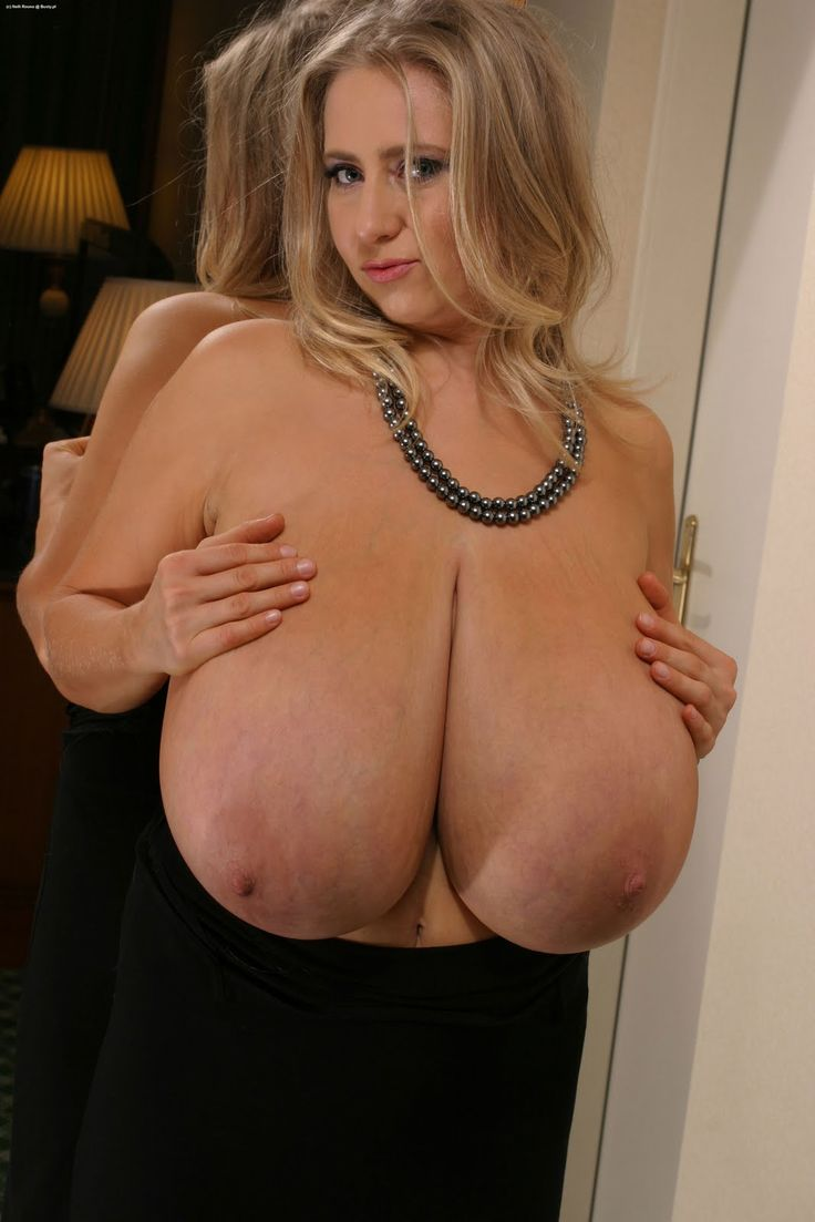 Busty model the movie