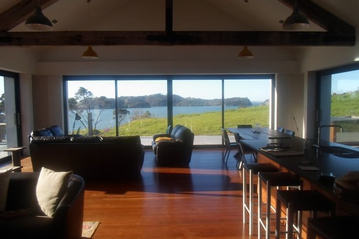 Private retreat, stunning views and sea access in Scotts Landing, Mahurangi | Bookabach