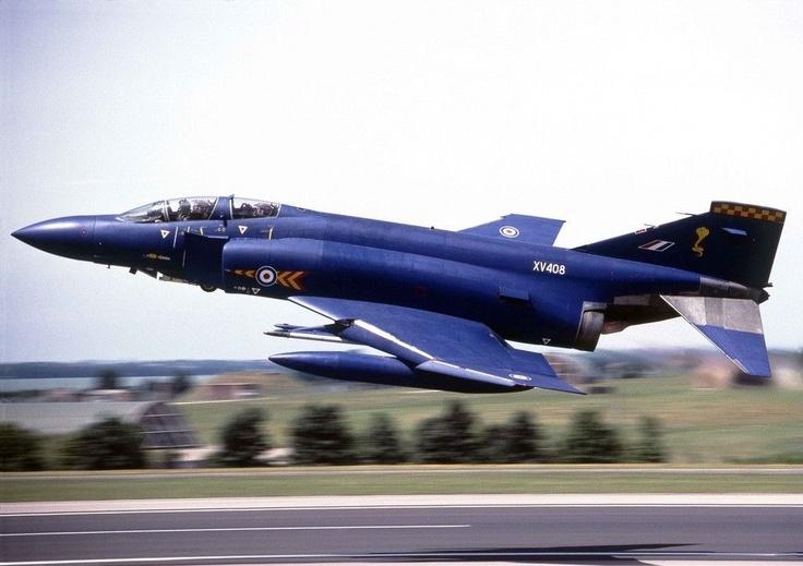 RAF F4 Phantom