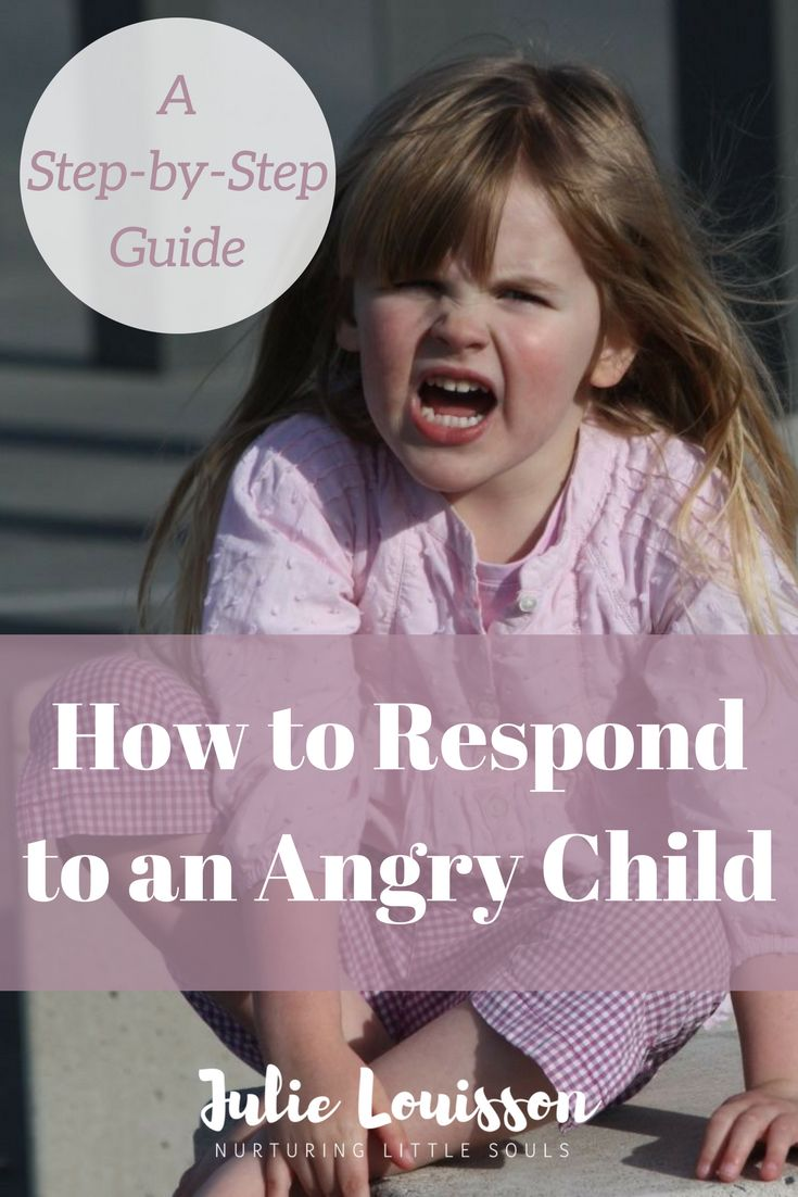 Helping an angry child through their feelings and towards self management. #julielouisson #spiritualparenting #angry #emotionalintelligence