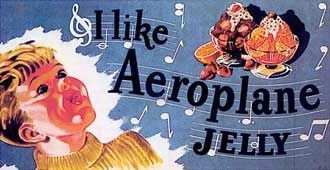 Aeroplane Jelly, an Aussie icon