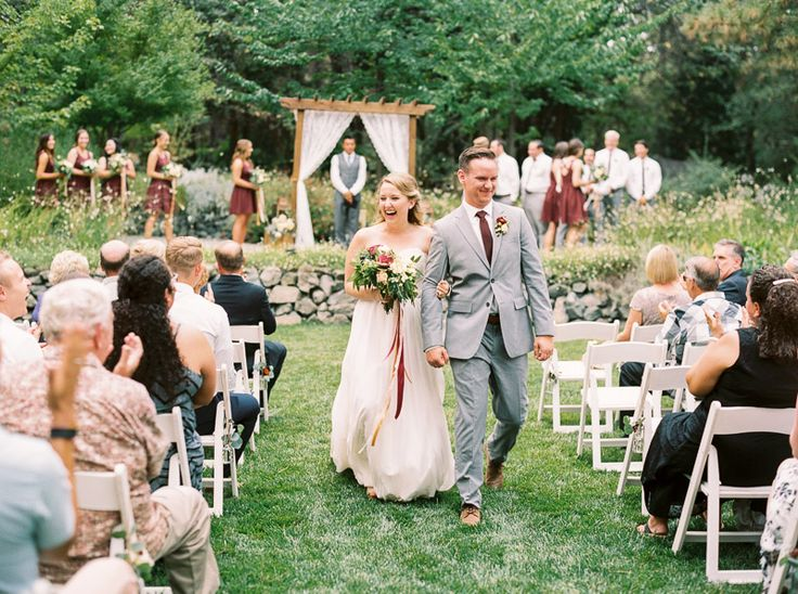 Cate Josh Married Nevada City Ca The Roth Estate