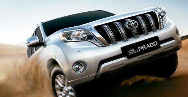 #Toyota Land Cruiser Prado - Combinación de Lujo y #Potencia www.jorgeferro.com